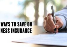 Five Ways to Save on Business Insurance_