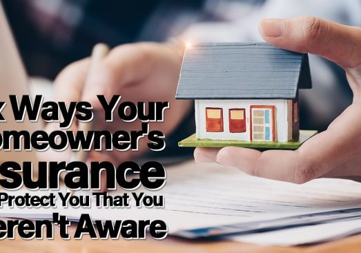 Six Ways Your Homeowner's Insurance May Protect You That You We copy