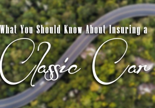 What You Should Know About Insuring a Classic Car