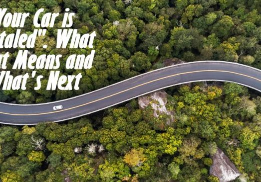 Your Car is _Totaled_. What That Means and What's Next